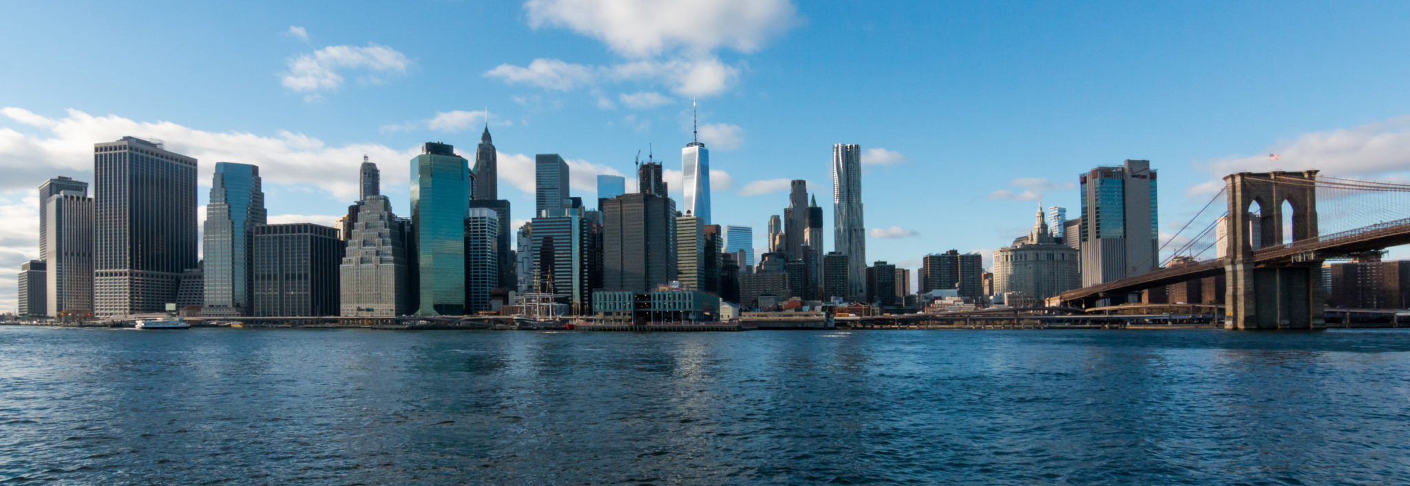 New York Skyline II