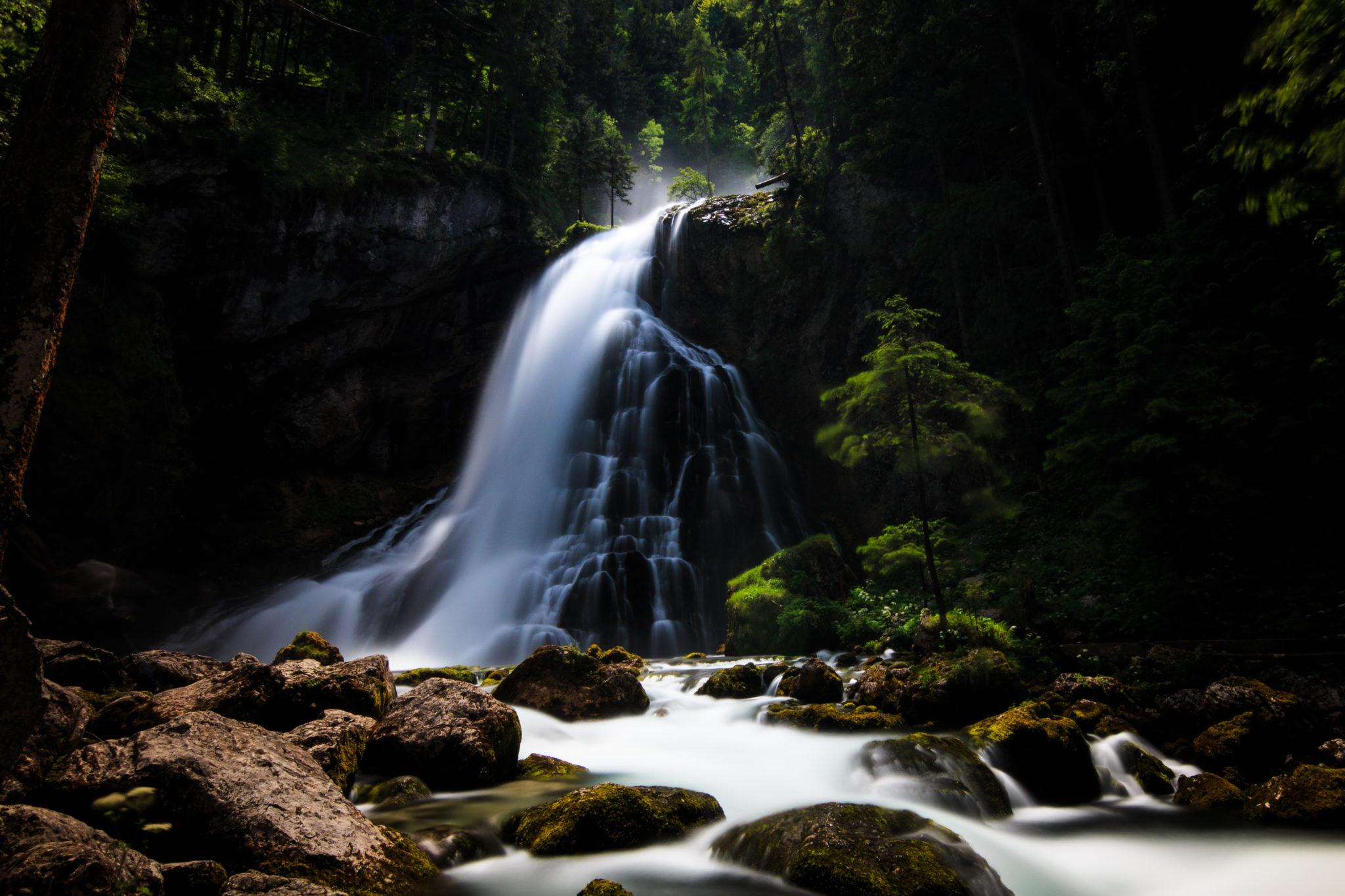Gollinger Wasserfall I