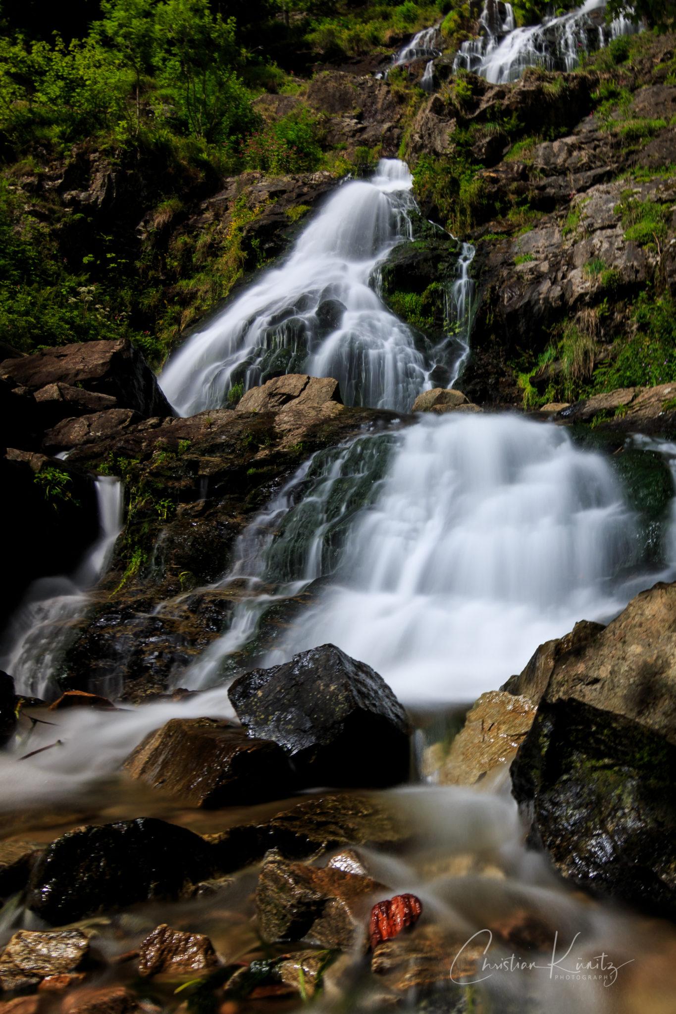 Todnauer Wasserfall III