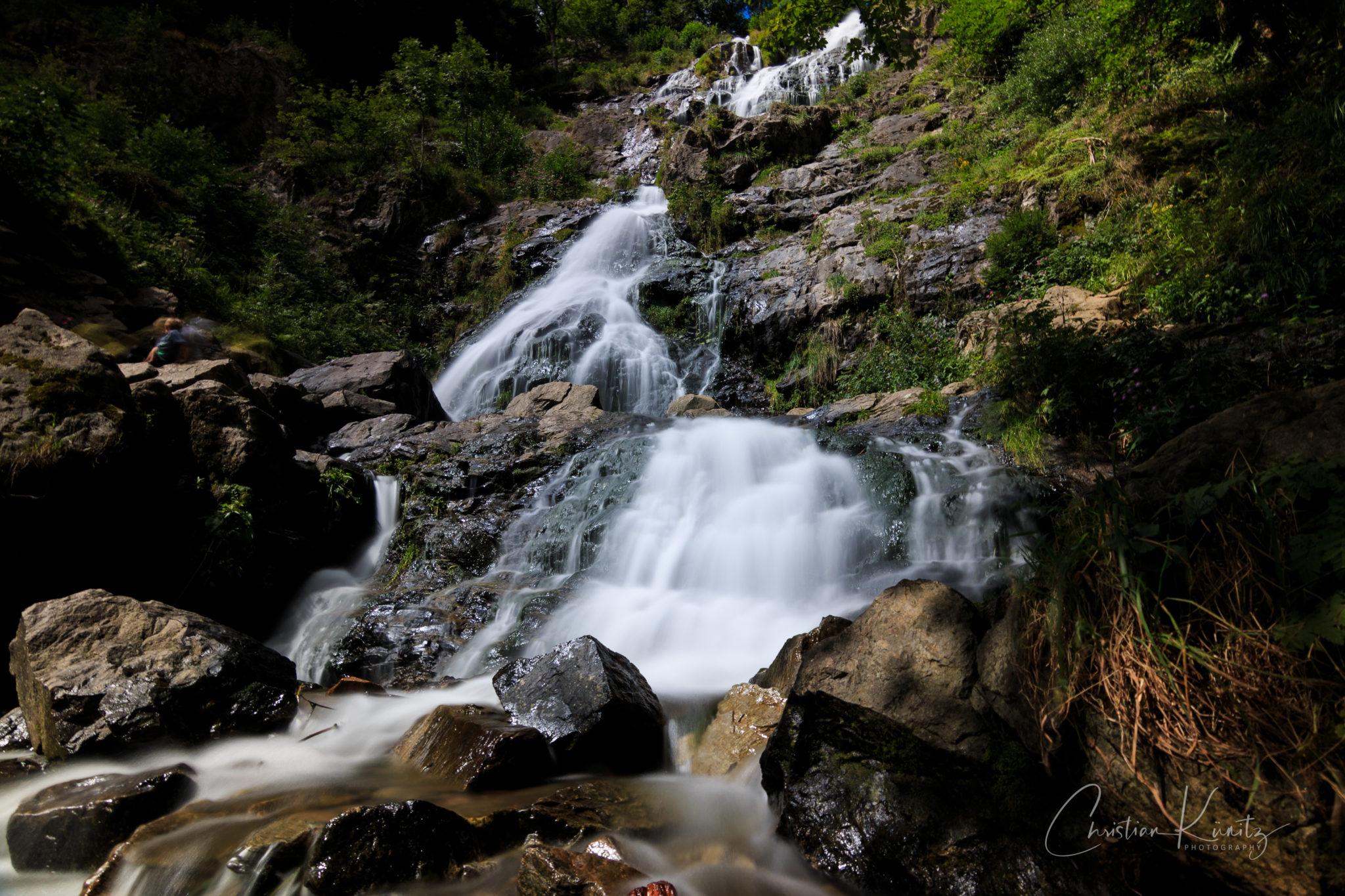 Todtnauer Wasserfall IV