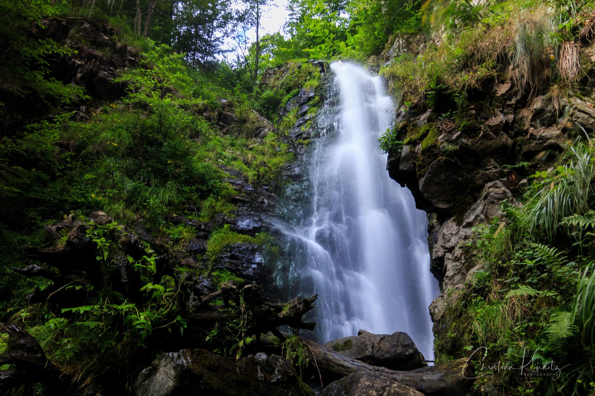 Todtnauer Wasserfall VII