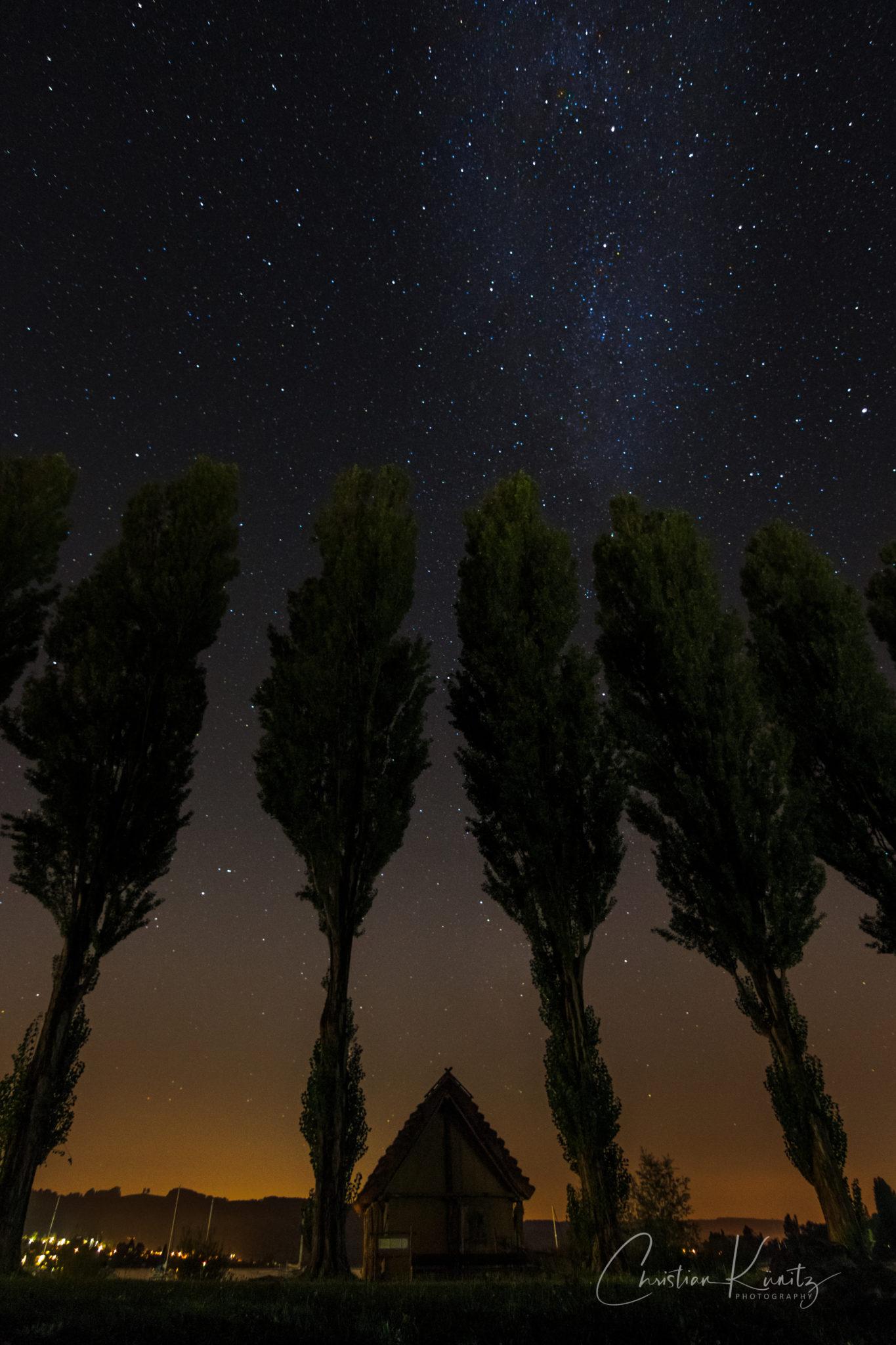 Wangen bei Nacht